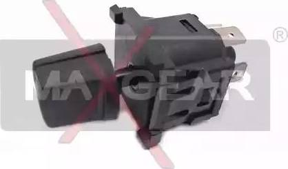 Maxgear 500033 - Выключатель вентилятора, отопление / вентиляция autodif.ru