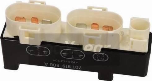Maxgear 500072 - Блок управления, отопление / вентиляция autodif.ru