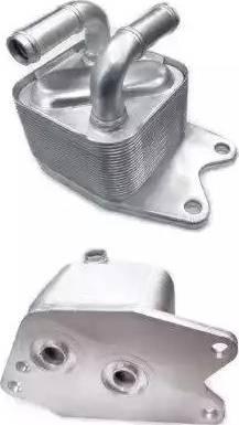 Meat & Doria 95080 - Масляный радиатор, автоматическая коробка передач autodif.ru