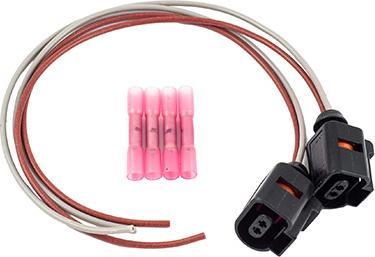 Meat & Doria 25142 - Ремонтный комплект кабеля, фонарь освещения номерного знака autodif.ru