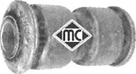 Metalcaucho 04985 - Втулка, листовая рессора autodif.ru