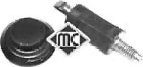 Metalcaucho 04479 - Кожух двигателя autodif.ru