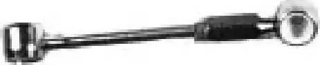 Metalcaucho 04602 - Ремкомплект, рычаг переключения autodif.ru