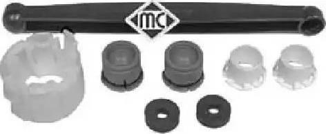 Metalcaucho 04683 - Ремкомплект, рычаг переключения autodif.ru
