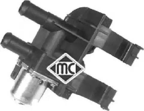 Metalcaucho 04822 - Регулирующий клапан охлаждающей жидкости autodif.ru