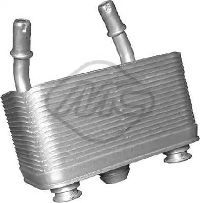 Metalcaucho 06359 - Масляный радиатор, автоматическая коробка передач autodif.ru