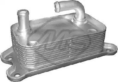 Metalcaucho 06367 - Масляный радиатор, автоматическая коробка передач autodif.ru