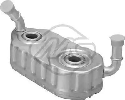 Metalcaucho 06328 - Масляный радиатор, автоматическая коробка передач autodif.ru