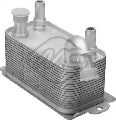 Metalcaucho 06371 - Масляный радиатор, автоматическая коробка передач autodif.ru