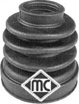 Metalcaucho 00030 - Пыльник, приводной вал autodif.ru