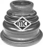 Metalcaucho 00139 - Пыльник, приводной вал autodif.ru