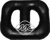 Metalcaucho 00270 - Стопорное кольцо, глушитель autodif.ru