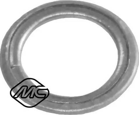 Metalcaucho 01999 - Уплотнительное кольцо, резьбовая пробка маслосливн. отверст. autodif.ru
