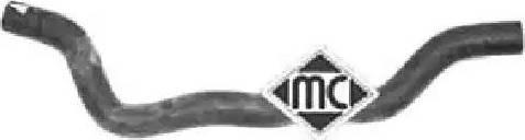 Metalcaucho 08915 - Шланг, теплообменник - отопление autodif.ru