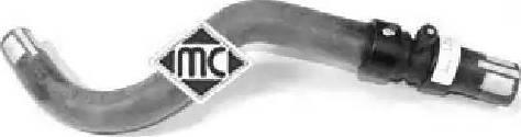 Metalcaucho 08680 - Шланг, теплообменник - отопление autodif.ru