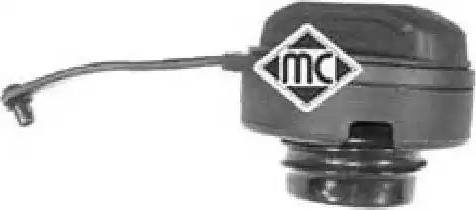Metalcaucho 03708 - Крышка, топливной бак autodif.ru