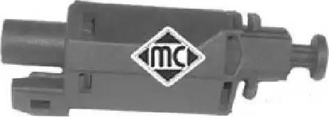 Metalcaucho 03739 - Выключатель фонаря сигнала торможения autodif.ru