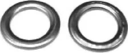 Metalcaucho 02050 - Уплотнительное кольцо, резьбовая пробка маслосливн. отверст. autodif.ru
