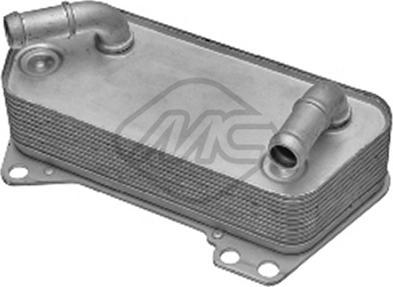 Metalcaucho 39009 - Масляный радиатор, автоматическая коробка передач autodif.ru
