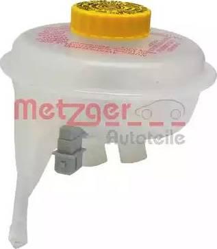 Metzger 2140032 - Компенсационный бак, тормозная жидкость autodif.ru