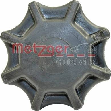 Metzger 2140155 - Крышка, компенсационный бачок усилителя руля autodif.ru