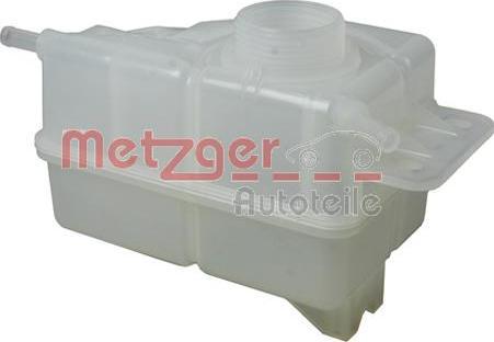 Metzger 2140220 - Компенсационный бак, охлаждающая жидкость autodif.ru