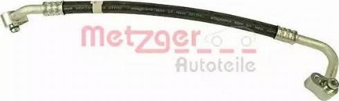 Metzger 2360024 - Трубопровод высокого давления, кондиционер autodif.ru