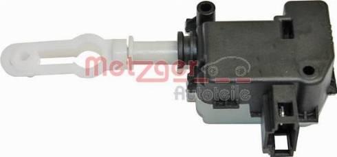Metzger 2317015 - Регулировочный элемент, центральный замок autodif.ru