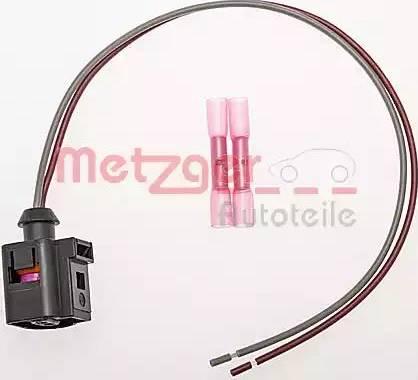 Metzger 2323019 - Ремонтный комплект кабеля, центральное электрооборудование autodif.ru