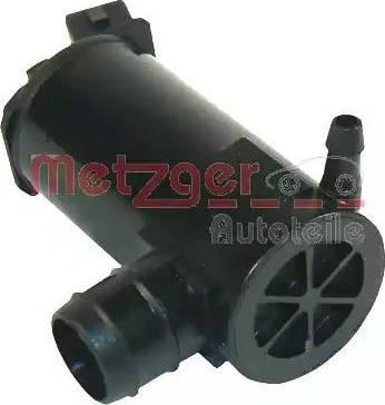 Metzger 2220031 - Водяной насос, система очистки окон autodif.ru