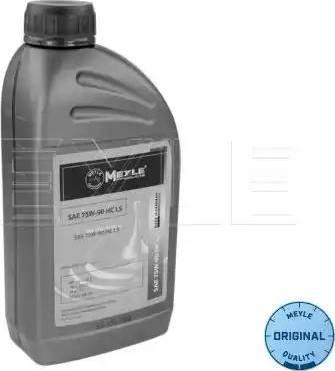Meyle 0140192600 - Масло ступенчатой коробки передач autodif.ru