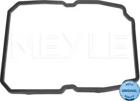 Meyle 0140272101 - Прокладка, масляный поддон автоматической коробки передач autodif.ru