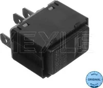 Meyle 1009590004 - Выключатель, стеклолодъемник autodif.ru