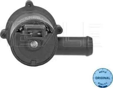 Meyle 100 899 0024 - Насос рециркуляции воды, автономное отопление autodif.ru
