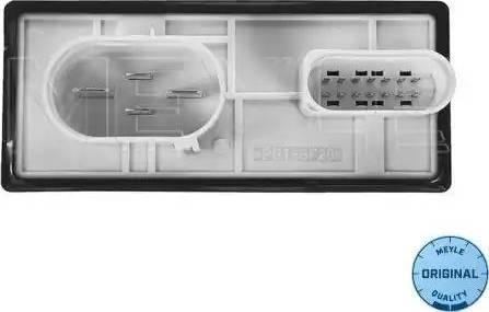 Meyle 1008800020 - Блок управления, эл. вентилятор (охлаждение двигателя) autodif.ru