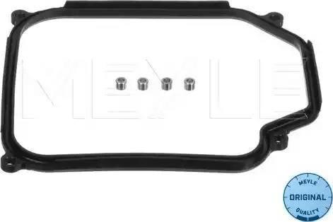 Meyle 1003210001 - Прокладка, масляный поддон автоматической коробки передач autodif.ru