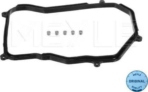 Meyle 1003210003 - Прокладка, масляный поддон автоматической коробки передач autodif.ru