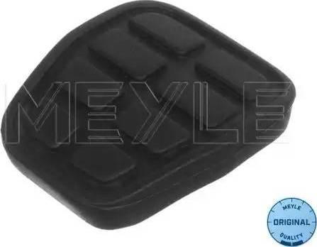 Meyle 100 721 0002 - Накладка на педаль, педаль сцепления autodif.ru