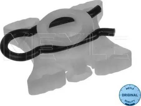 Meyle 3005132100 - Плавающая колодка, стеклоподъемник autodif.ru