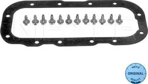 Meyle 3002411401 - Прокладка, масляный поддон автоматической коробки передач autodif.ru