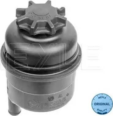 Meyle 3146320000 - Компенсационный бак, гидравлического масла услителя руля autodif.ru