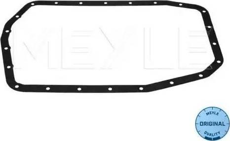 Meyle 3141390005 - Прокладка, масляный поддон автоматической коробки передач autodif.ru
