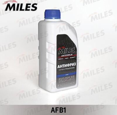 Miles AFB1 - Антифриз autodif.ru