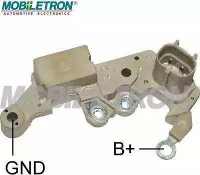 Mobiletron TBND160 - Ремкомплект, генератор autodif.ru