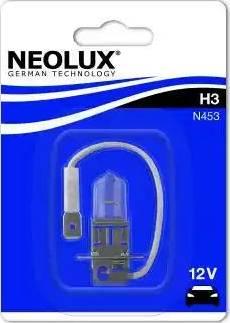 NEOLUX® N45301B - Лампа накаливания, фара с авт. системой стабилизации autodif.ru