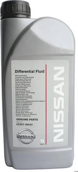 NISSAN KE90799932R - Масло, вспомогательный привод autodif.ru