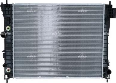 NRF 59362 - Радиатор, тяговый аккумулятор autodif.ru