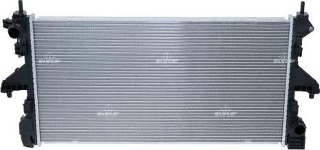 NRF 59294 - Радиатор, тяговый аккумулятор autodif.ru