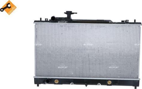 NRF 59224 - Радиатор, тяговый аккумулятор autodif.ru