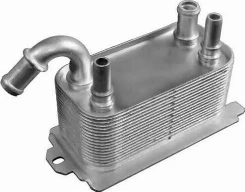 NRF 31192 - Масляный радиатор, автоматическая коробка передач autodif.ru